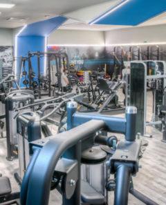Gym Infinit Fitness