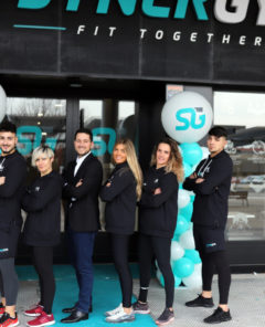 Equipo del Centro Synergym Pamplona