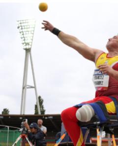 Poster Comité Paralímpico de España