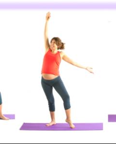 Imagen ilustrativa activdad física en el embarazo