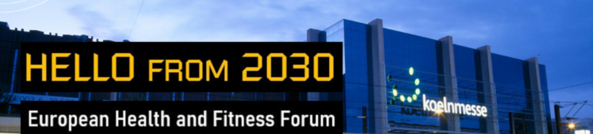 Imagen posster Europeactive EHFF 2020