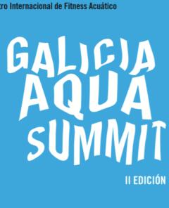 Imagen póster Galicia Aqua Summit