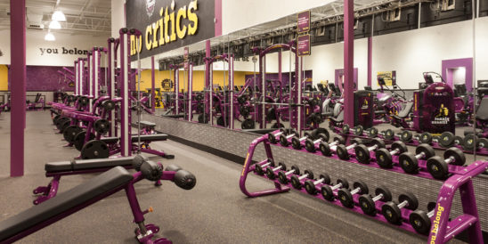 Gym Planet Fitness