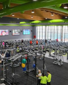 Dreamfit invertirá tres millones en un gimnasio en San Sebastián de los Reyes