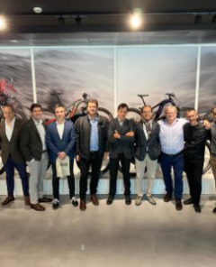 Fundación España Activa visita BH Fitness