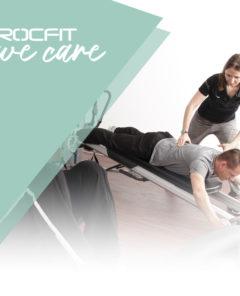 Rocfit afianza su posición en el sector terapéutico