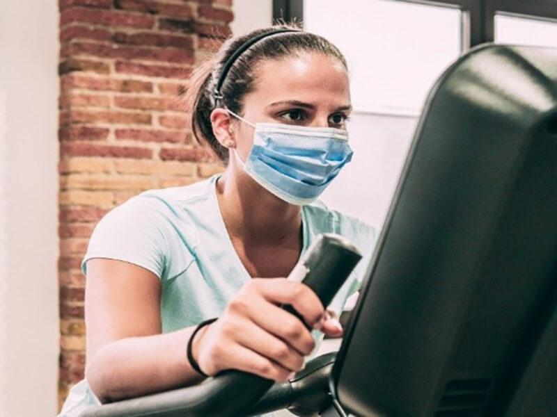 Estudio SafeACTiVE: una evaluación independiente para medir el riesgo de infección por COVID-19 en gimnasios - Gym Factory Revista